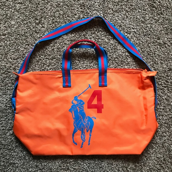 Polo by Ralph Lauren Bags   Polo Ralph Lauren Big Pony Tote Bag ... 1625589692